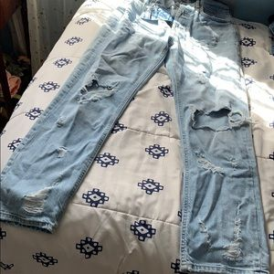 Forever 21 Jeans - Mom distressed jeans